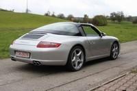 Porsche 997 Targa Rétro Style : pour bientôt