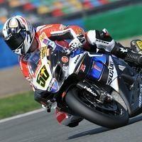 Superbike - Magny Cours Q.2: Guintoli prend la tête chez lui !