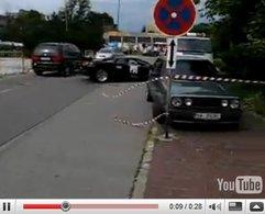 [Vidéo] : Patrick Régis fait du rallye en Lamborghini Diablo