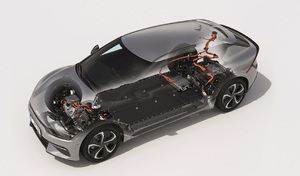 Kia EV6 : charge ultra rapide, qu'importe la borne