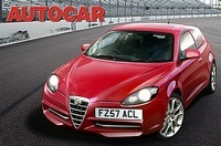 Future Alfa Romeo Junior GTA