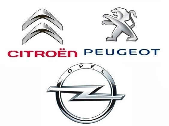 Peugeot Citroën et Opel concevront 4 autos en commun