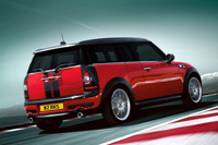 Mini Clubman JCW: officielle