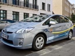 En ville, la Toyota Prius plug-in consommerait 27% de carburant en moins qu'un diesel équivalent