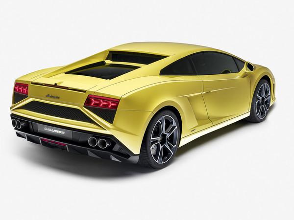 Descendante de la Lamborghini Gallardo : le retour de la propulsion ?