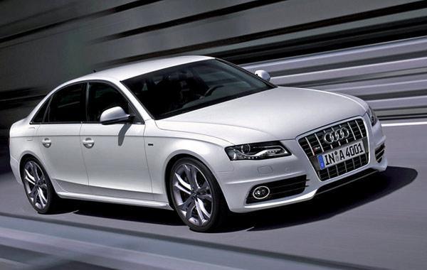 Future Audi S4 : V6 3.0l gavé ?
