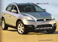 Future Fiat Bravo Cross : le SUV compact italien