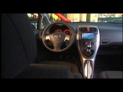 Video Essai Toyota Auris