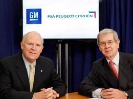 General Motors et PSA : un accord sur les achats à venir