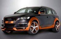 Audi Q7 bicolore by ABT