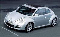 Future Volkswagen Beetle II : comme ça ?