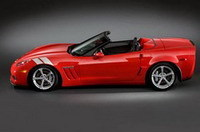La Corvette Grand Sport se dévoile !