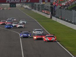 Super GT - Le calendrier 2011 provisoire