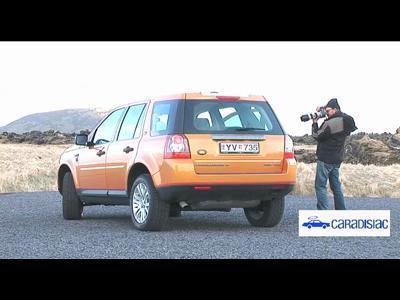 Land Rover Freelander II TD4  : Le meilleur SUV compact Diesel ?
