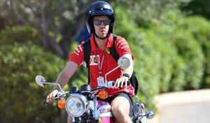 Les motos de Sebastian Vettel