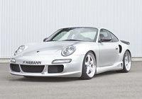 La manière de transformer une Porsche 996 en 997 selon Hamann
