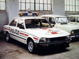 Retour en force de Peugeot chez les forces de l'ordre