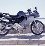 BMW F 800 ST : long rayon d'action.