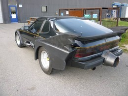 Saucisse du vendredi : Porsche 944 batmobile