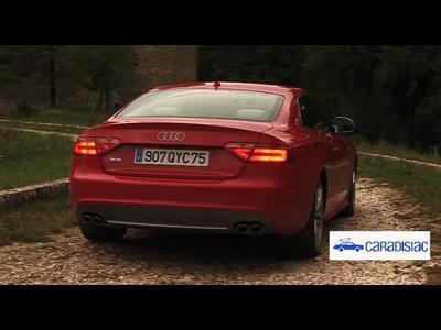 Audi A5 & S5 : Bonnes surprises