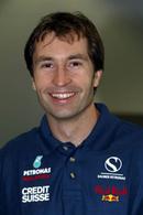 Heinz-Harald Frentzen contrôlé à 214 km/h