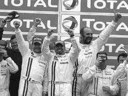 """(Minuit chicanes) """"Il y a 50 ans, Arnaud Peyroles gagnait le GT3 aux 24 Heures de Spa"""""""