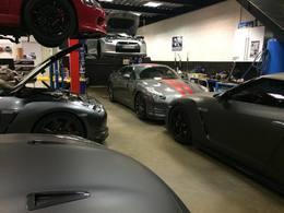 Une Nissan GT-R de plus de 1000 ch chez GL Racing