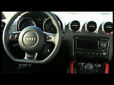 Audi TT2 : La tête et les jambes