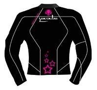 Vêtements moto : Yacouba fait les siens.