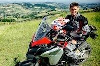 Stoner et la Ducati Multistrada Enduro (vidéo)