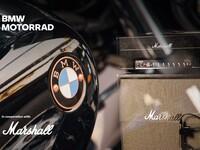 BMW annonce un partenariat avec Marshall pour ses systèmes audio