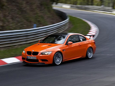 BMW M3 GTS : pas tellement plus rapide que la M3 CSL