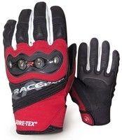 Haute technologie dans des gants: les Racer R-Tracks...