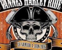 Vannes Harley Ride 2016: samedi 4 juin