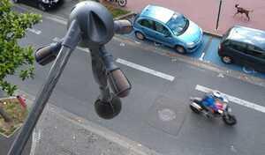 Radar anti-bruit: des verbalisations dès 2022