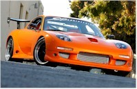 Mazda RX7 by SP-Engineering