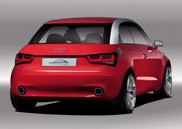 L'Audi A1 aux USA ?