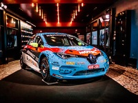Renault dévoile une Zoe de 340 ch pour le Trophée Andros