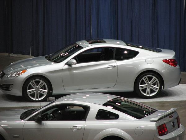 Futur Hyundai Coupé: c'est lui !