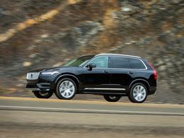 Volvo : le XC90 en finition haut de gamme très demandé