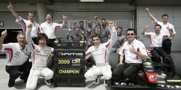 GP2 Asie: triomphe sur toute la ligne pour DAMS