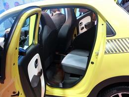Salon de Genève 2014 - La nouvelle Renault Twingo inaccessible