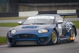 GT3: La nouvelle Jaguar XKRS entre en piste