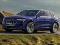 Audi e-tron quattro: version S line et plus d'autonomie