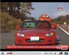 [vidéo] : Toccata en Honda S2000