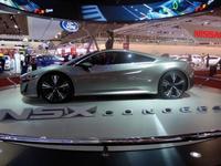 Honda dévoilerait la NSX de série pour Détroit