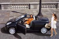 Lolita Lempicka, une nouvelle finition sur la Nissan Micra C+C