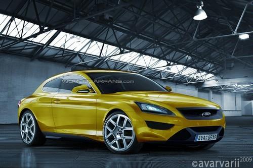 Ford Capri: pas fini