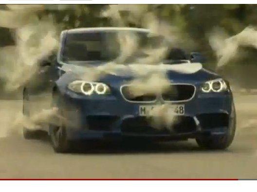 [vidéo] 8'48'' de BMW M5 F10. Pour amateurs du genre