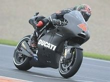 Moto GP - Ducati: Andrea Dovizioso espère du beau temps pour les derniers tests avant de se faire opérer